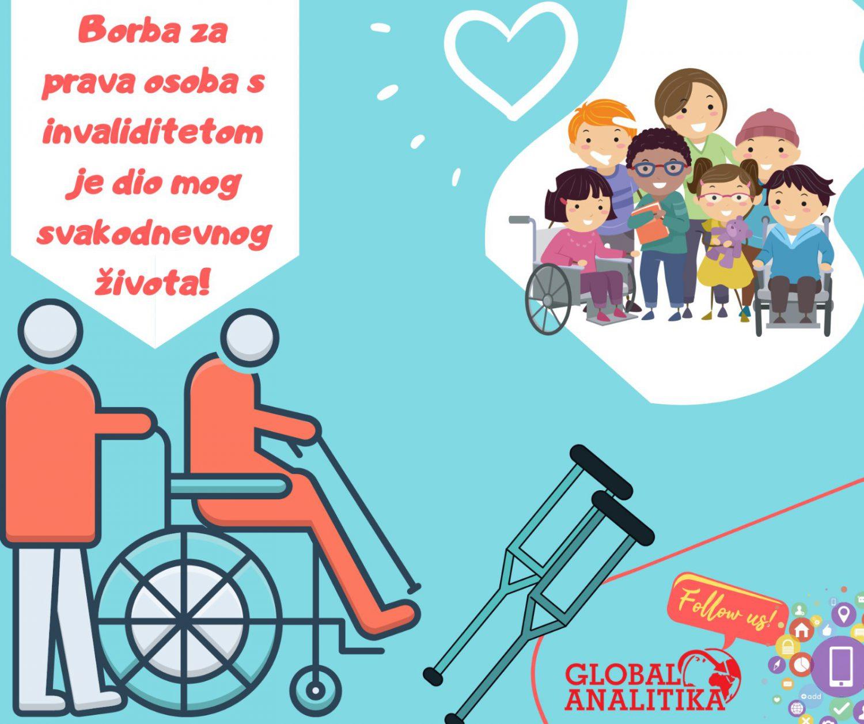 Invaliditetom s upoznavanje osobe Usluga izdavanja